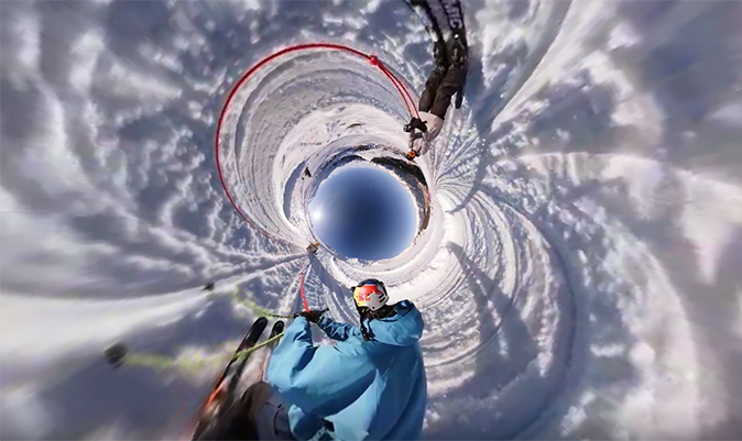 The 360 Of GoPro VR Featuring Omni