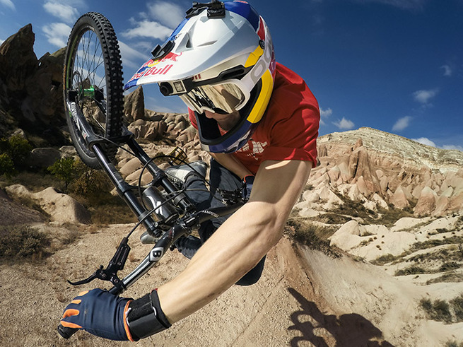 What Began As An Idea To Help Athletes Self Document Themselves Engaged In Their Sport GoPro Has