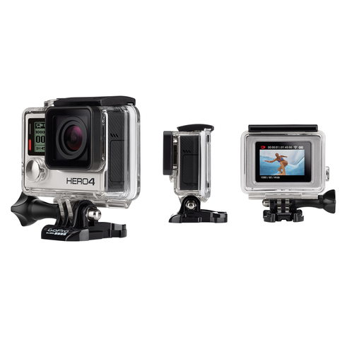 techtraderdaily  gopro jumps on new hero cams fbn ups target to amba rising