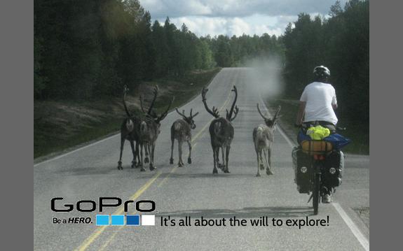 您将如何使用 gopro 摄像机?