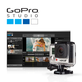 GoPro Studio Edit-Software