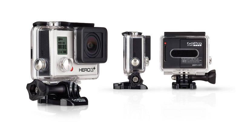shop gopro hd hero plus silver edition k camera p