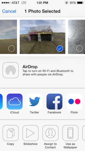 How to Share GoPro Video to Social Sharing Apps